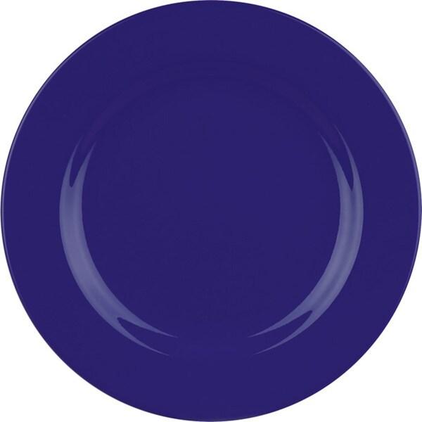 Waechtersbach Fun Factory Royal Blue Dinner Plates (Set of 4)