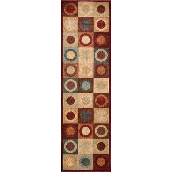 "Momeni Dream Runner Rug - 2'3"" x 7'6"""