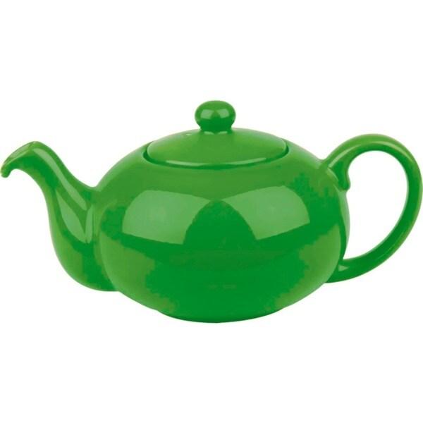 Waechtersbach Fun Factory Green Apple Tea Pot