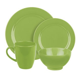 Waechtersbach 4-piece Fun Factory Green Apple Place Setting