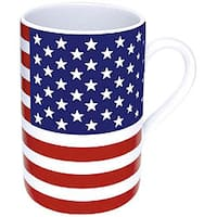 Konitz Stars and Stripes Mugs (Set of 4)