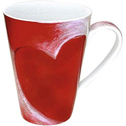 Konitz Big Heart Mugs (Set of 4)