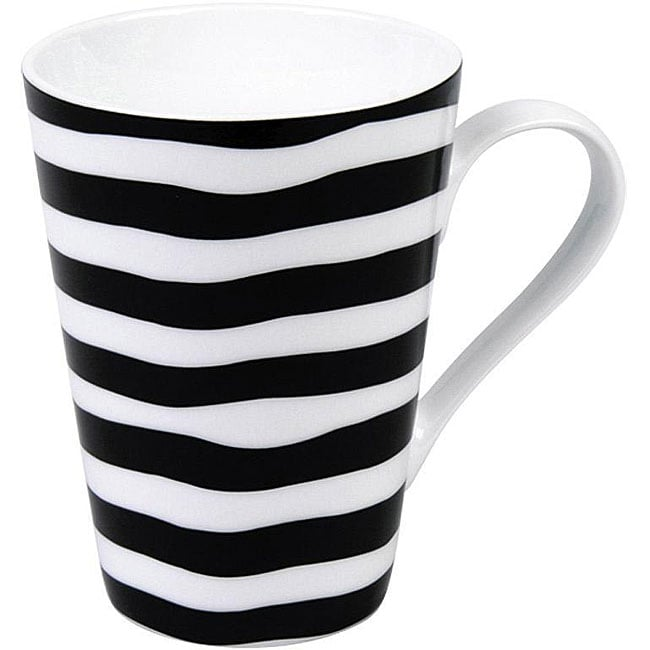 Konitz Escapada Stripes Mugs (Set of 4)