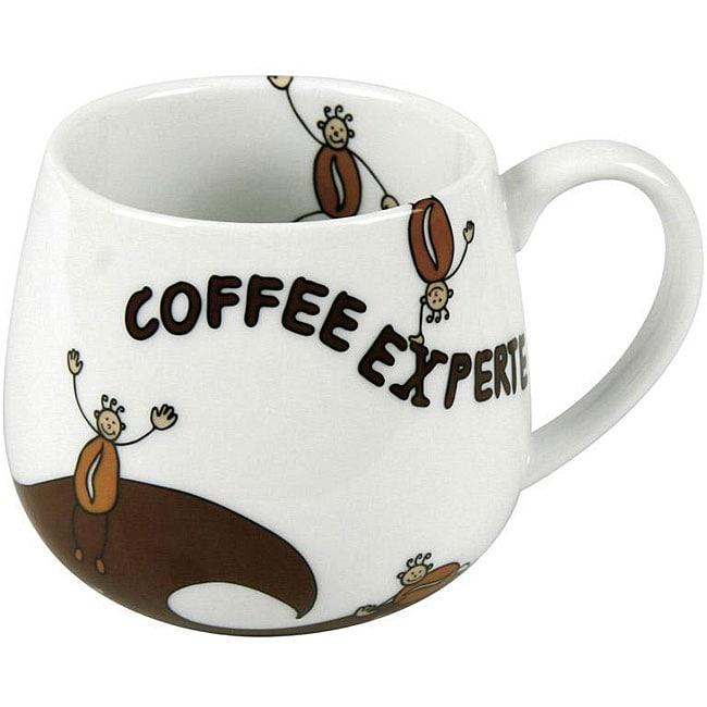 Konitz Coffee Experte Snuggle Mugs (Set of 4)