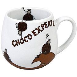 Konitz Choco Experte Snuggle Mugs (Set of 4)