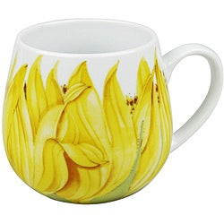 Konitz 'Sunflower' Snuggle Mugs (Set of 4)