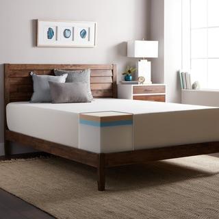 Select Luxury Medium Firm 14-inch Twin-size Memory Foam Mattress