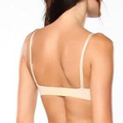 Donna di Capri Women's Nude Microfiber Convertible Bra - Thumbnail 1