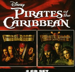 Various - Pirates of The Caribbean Curse of The Black Pearl/Pirates of The Caribbean Dead Man's Chest (OST)