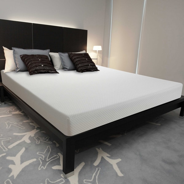 Splendorest avena 8 inch king size memory foam mattress in Mattress in a box