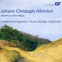J.C. ALTNICKOL - MASS & MOTETS