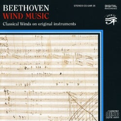 Ludwig Van Beethoven - Beethoven: Wind Music