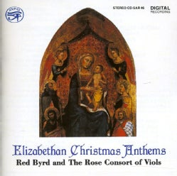Various - Elizabethan Christmas Anthems