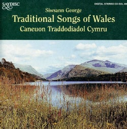 Siwsann George - Traditional Songs of Wales