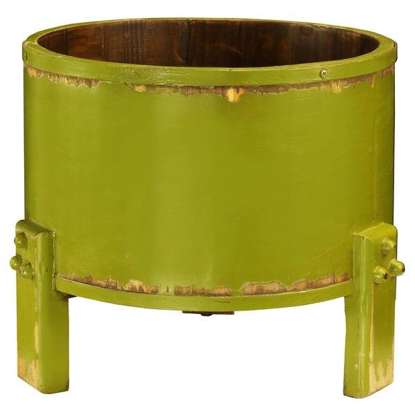 Three-legged Planter Bucket
