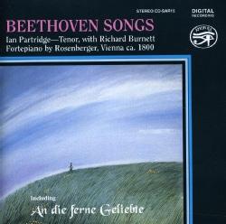 Ian Partridge - Beethoven Songs