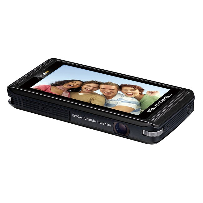 Bell + Howell DVP6HD HD Digital Camcorder with Built-in Projector - Thumbnail 0