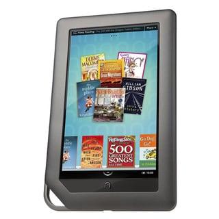 """Barnes & Noble NOOK Color BNRV200 7"""" 8 GB Slate Tablet - Wi-Fi (Refurbished)"""