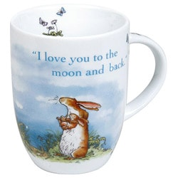 Konitz Mugs 'I Love You To The Moon And Back' Cups (Set of 4)