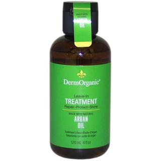 DermOrganic Oil 4-ounce Leave-in Treatment