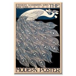 Will H. Bradley 'Modern Poster' Canvas Art