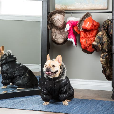 Pet Life Thinsulate Dog Parka and Coat
