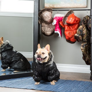 Pet Life Thinsulate Dog Parka and Coat