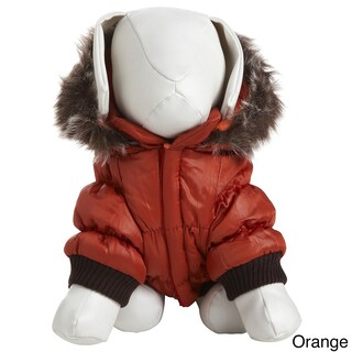 Pet Life Thinsulate Dog Parka and Coat (3 options available)