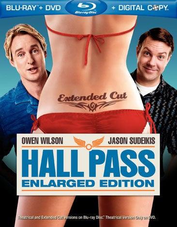 Hall Pass (Blu-ray/DVD)