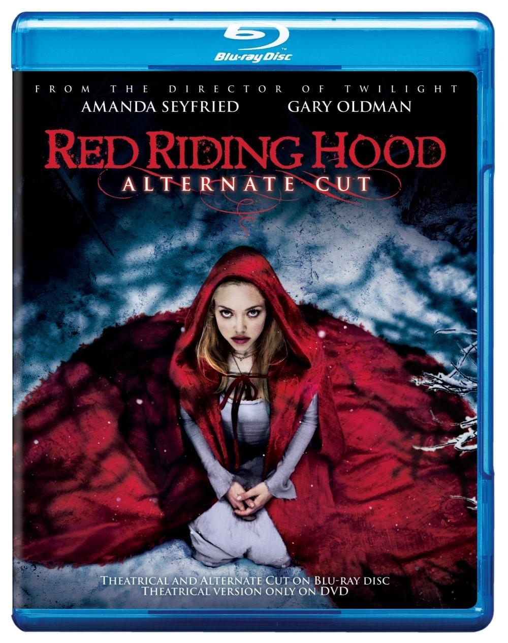 Red Riding Hood (Blu-ray/DVD)