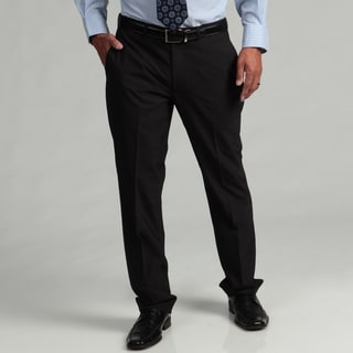 Kenneth Cole Reaction Men's Slim-fit Charcoal Stripe Suit Separate Pant