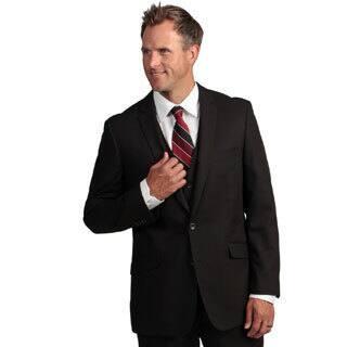 Kenneth Cole Reaction Men's Slim-Fit Black Suit Separate Coat|https://ak1.ostkcdn.com/images/products/5937730/Kenneth-Cole-Reaction-Mens-Slim-Fit-Black-Suit-Separate-Coat-P13637670.jpg?impolicy=medium