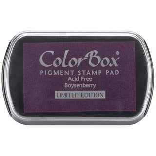 ColorBox Boysenberry Pigment Inkpad