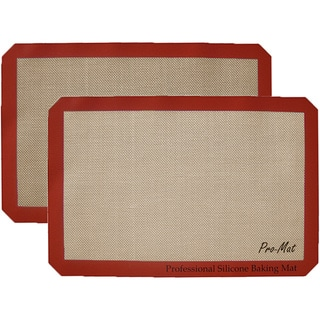 Pro Mat Silicone Baking Mats (Pack of 2)
