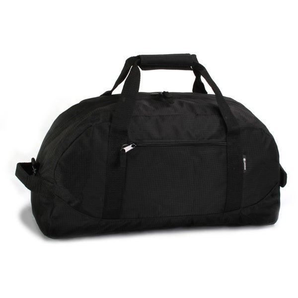 J World Black 'Lawrence' 21-inch Sport Duffel Bag