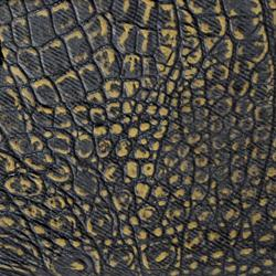 Journee Collection Women's Patent Snake Print Clutch Wallet - Thumbnail 2