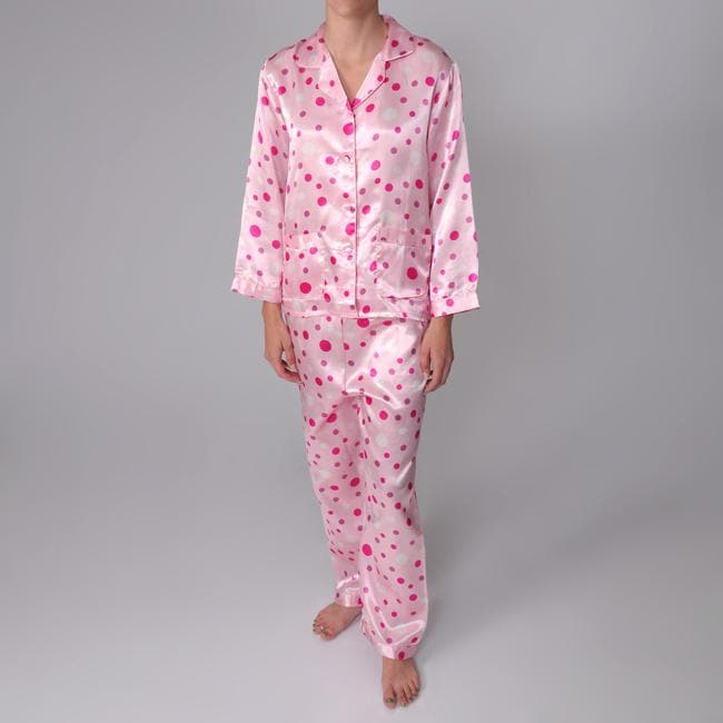 Liliana Women's 2-piece Long-sleeve Pajama Set