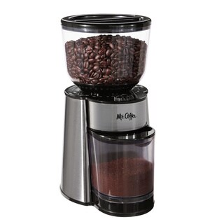 Mr. Coffee BVMC-BMH23 Stainless Steel Automatic Burr Mill Grinder