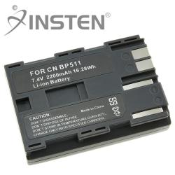 INSTEN Li-ion Battery for Canon BP-511 EOS 20D/ 10D/ PowerShot G3/ G5
