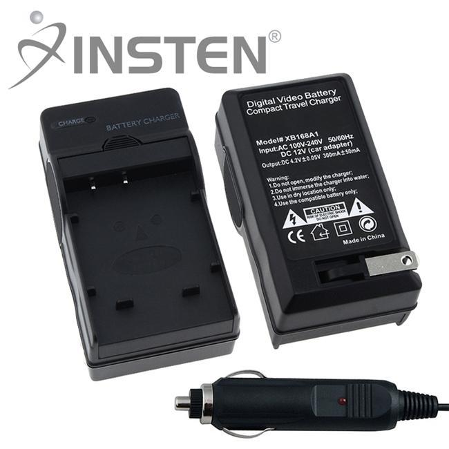 INSTEN Compact Battery and Charger Set for Sony NP-BG1