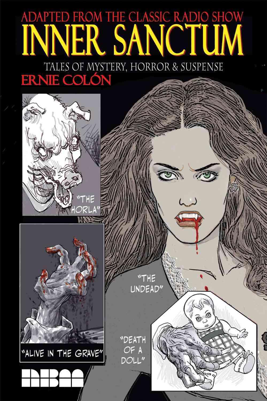 Inner Sanctum: Tales of Mystery, Horror & Suspense (Hardcover)