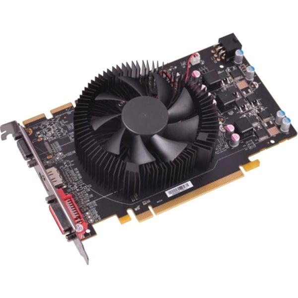 XFX HD677XZNLC Radeon HD 6770 Graphic Card - 850 MHz Core - 1 GB GDDR