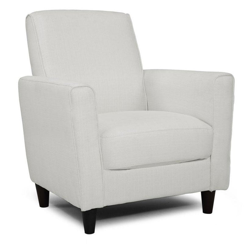 Enzo Glacier Accent Chair Free Shipping Today
