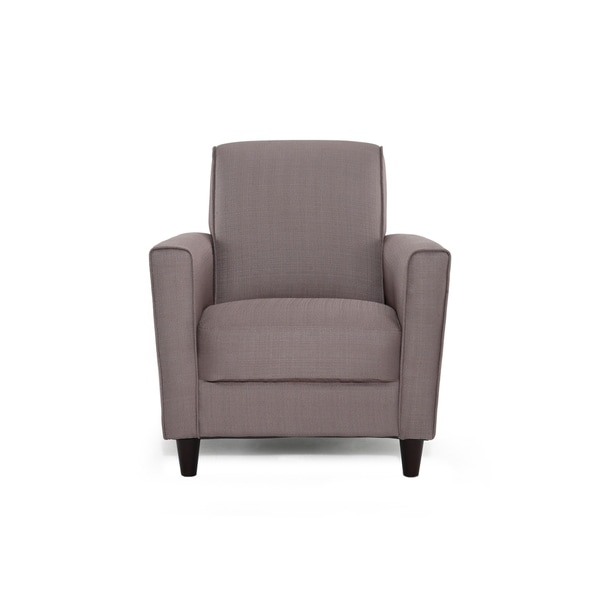 Shop Enzo Pebble Stone Accent Chair Free Shipping Today