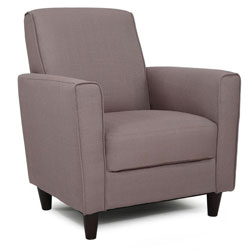 Enzo Pebble Stone Accent Chair