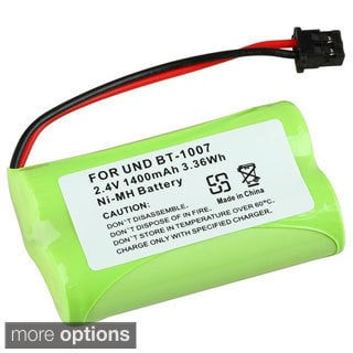 Insten Ni-MH Battery for Uniden/ Radio Shack/ Panasonic Cordless Phone