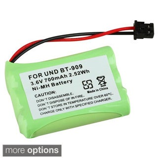 INSTEN Cordless Phone Battery for Uniden BT-909