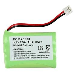 INSTEN GE 25833 Cordless Phone Compatible Ni-MH Battery - Thumbnail 1