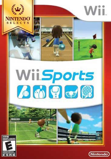 Wii - Nintendo Selects: Wii Sports