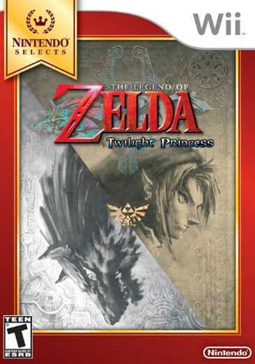 Wii - Nintendo Selects: The Legend of Zelda: Twilight Princess